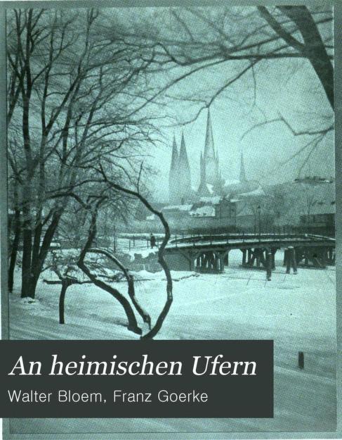 An heimischen Ufern by Walter Bloem